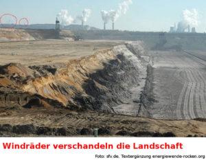 Braunkohle Tagebau sfv.de