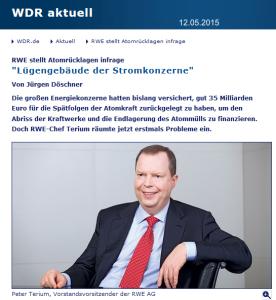 Atommüllrücklage RWE WDR1
