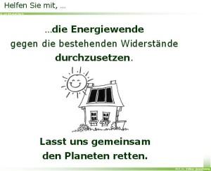 Planeten retten
