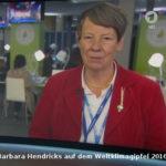 Barbara Hendricks auf dem Weltklimagipfel 2016-1