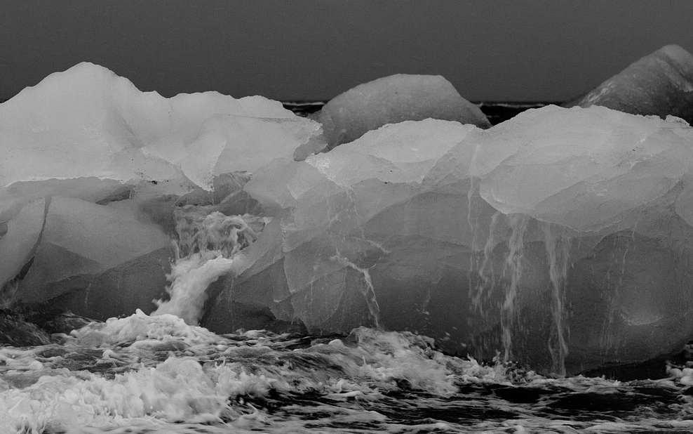 Dramatische Eisschmelze in der Arktis