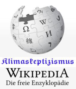 Wiki-Klimaskeptizismus