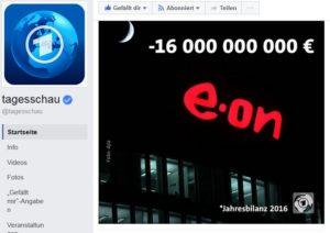 Tagesschau-FB EON