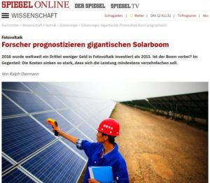 Solarboom