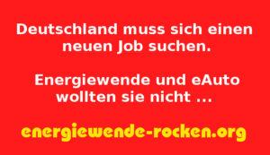 Neuer-Job für Deutschland