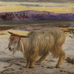 William_Holman_Hunt_-_The_Scapegoat- Sündenbock - Gemälde