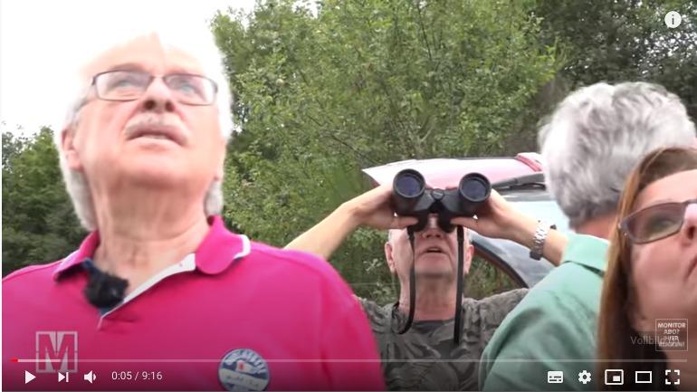 Bericht Monitor Windkraftgegner die vorgeben Vögel zu schützen