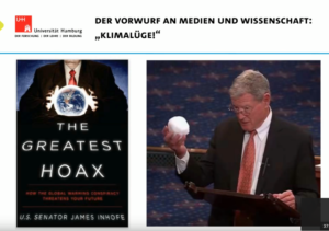 Senator James Inhofe - Hoax