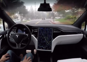Tesla Aatonomes Fahren