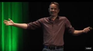 Daniel Kray Science Slam Offenburg Mai 2018