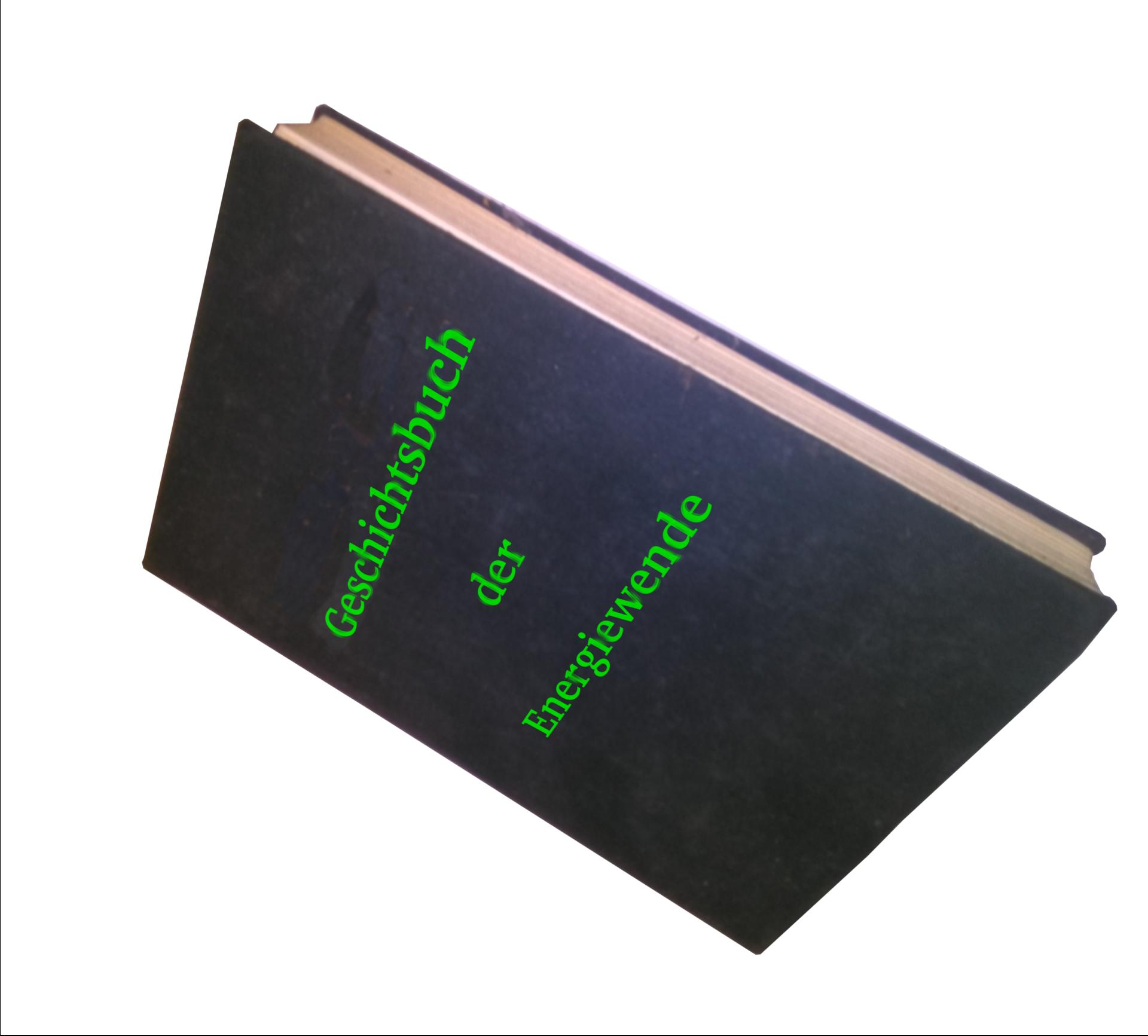 Geschichtsbuch der Energiewende
