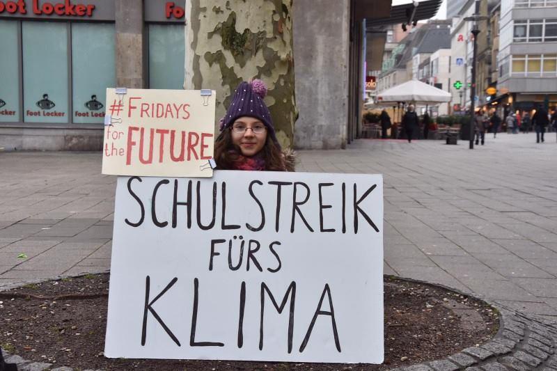 Freitage für die Zukunft – Schülerstreik