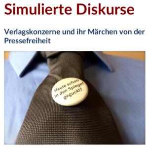 Simulierte Diskurse - Ulrike Sumfleth