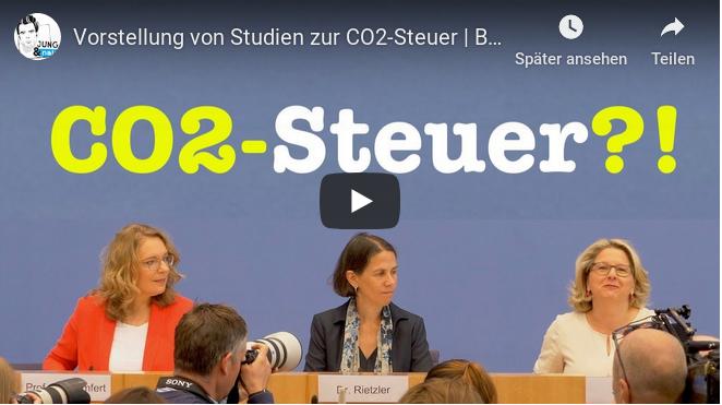 Die Mühsal falsche Berichterstattung zu korrigieren – CO2-Steuer