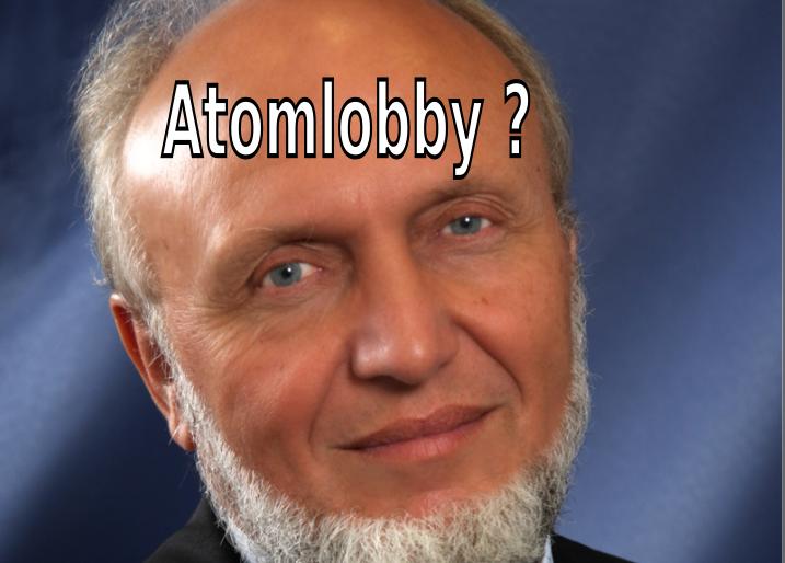 Hans-Werner Sinn lässt die Atom-Katze aus dem Sack