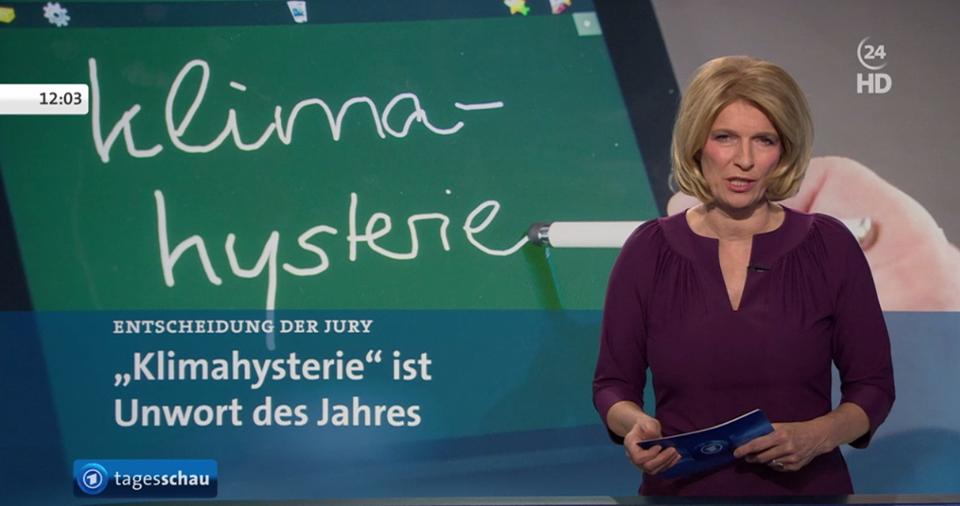 """Wahl des """"Unworts des Jahres"""" 2019"""