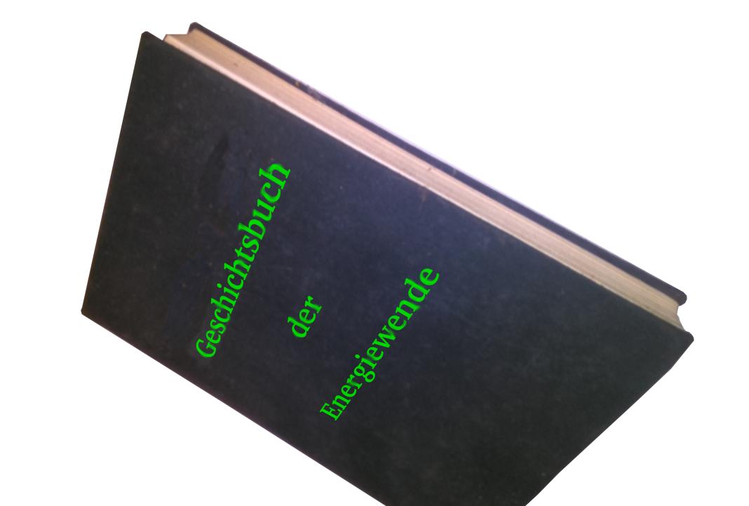 Neuer Eintrag ins Logbuch der Energiewende – guteZeiten/schlechteZeiten