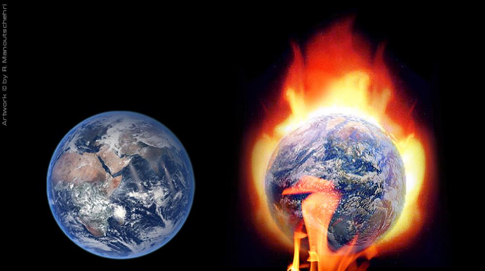 Es wird heißer als je zuvor in der Menschheitsgeschichte