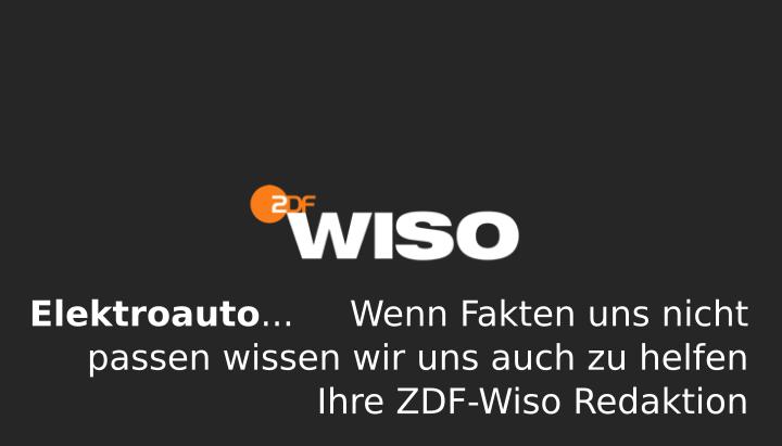 Wieso lügt Wiso?