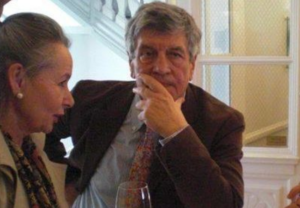 Hermann Scheer bei der Solarpreisverleihung Eurosolar 2010