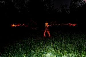 Aliens im Reinhardswald
