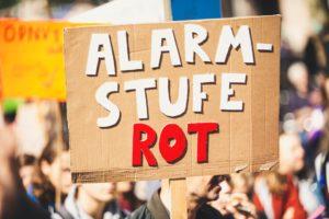 eine Schallende Ohrfeige für Peter Altmaier- Klimawandel- Alarmstufe rot