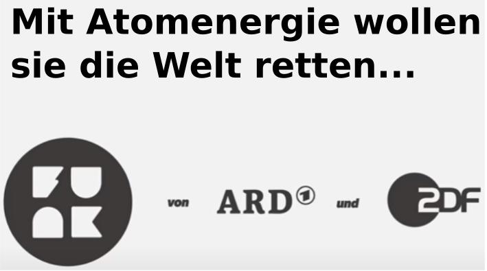 Atomlobby – Hintergründe zum Atomwerbefilm des ZDF