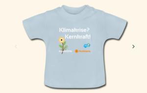 Baby-T-Shirt Atomlobby Nuklearia