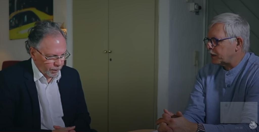 Jörg Rehman im Gespräch mit Joachim Weimann