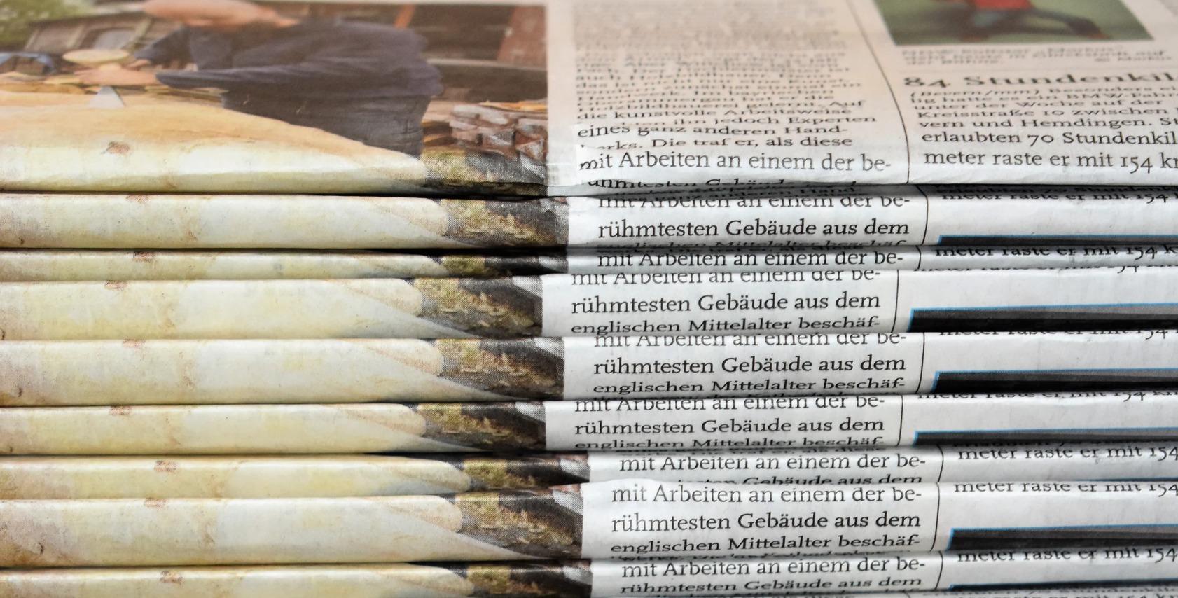 Deutschland deine Medien – Axel und Daniel wetzeln mal wieder