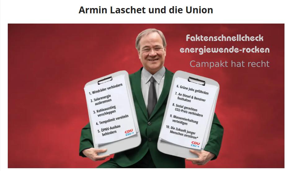 Die Klimablockierer-Union